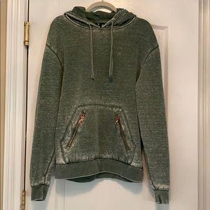Kings Of Cole Green Sweatshirt Size Medium